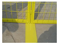 Temporary Fencing-Hengshui Werson Wire Mesh Fence Co,. Ltd.